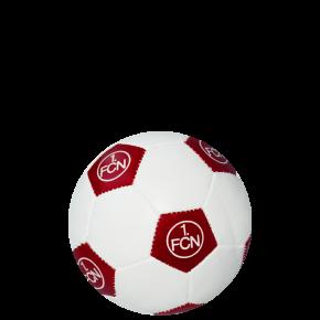 Knautschball rot-weiß