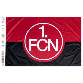 Hissfahne rot-schwarz, 150 x 250 cm