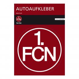 Autoaufkleber Logo 20 cm