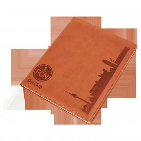 Notizbuch DinA5 geprägt
