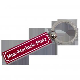 Schlüsselanhänger Max-Morlock-Platz
