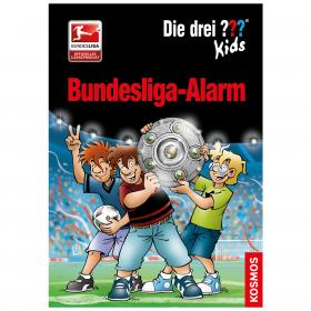 Buch Die drei ??? Kids - Bundesliga Alarm