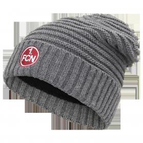 Mütze Flechtoptik