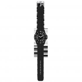Armbanduhr Fan schwarz