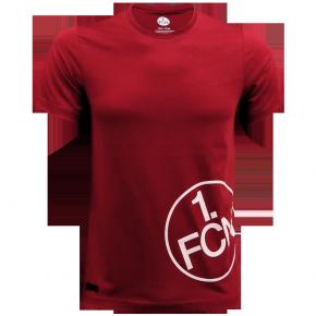 T-Shirt 'Logo' rot