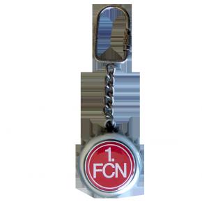 Schlüsselanhänger Kronkorken Logo