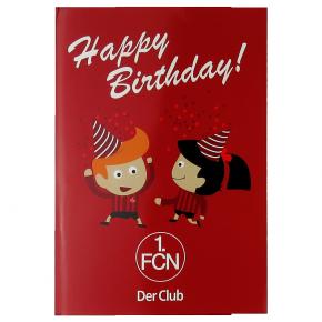Geschenkkarte Sound Happy Birthday