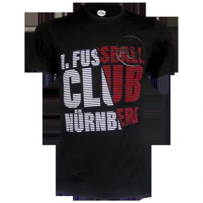 T-Shirt '1. Fußball Club Nürnberg'