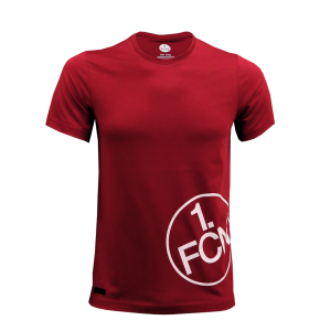T-Shirt 'Logo' rot Kids