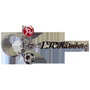 Schlüsselanhänger Schriftzug 1. FC Nürnberg
