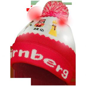 Mütze LED Nussknacker