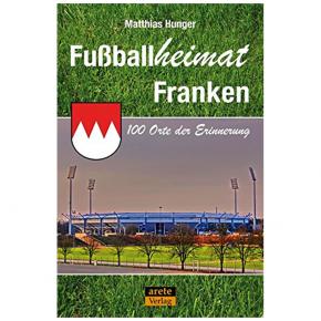 Buch Fußballheimat Franken