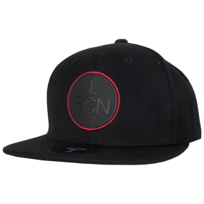 Cap Snapback Logo Leder