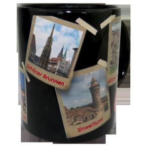 Tasse Magic Polaroid