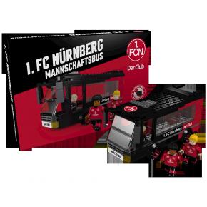 Mannschaftsbus 1. FC Nürnberg