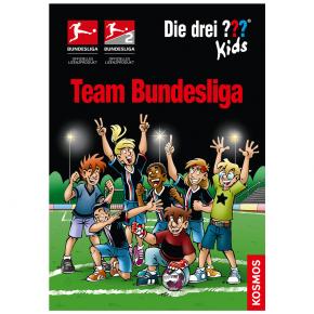 Buch Die drei ??? Kids - Team Bundesliga