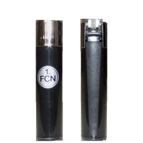 Feuerzeug Clipper schwarz