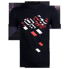 T-Shirt Love NBG schwarz