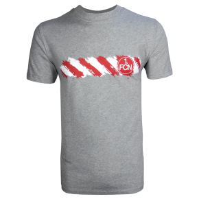 T-Shirt Love NBG grau