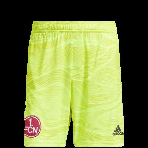 adidas FCN Torwarthose 21/22 gelb Kids