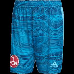 adidas FCN Torwarthose 21/22 blau