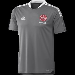 adidas FCN Trainingsshirt 21/22 grau