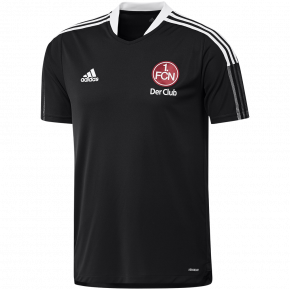 adidas FCN Trainingsshirt 21/22 schwarz