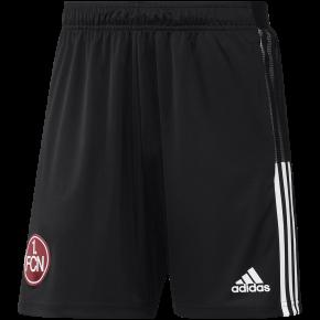 adidas FCN Trainingsshort 21/22 schwarz
