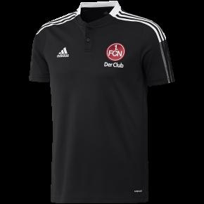 adidas FCN Poloshirt 21/22 schwarz