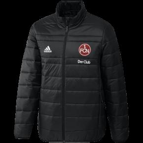adidas FCN Jacke 21/22 schwarz